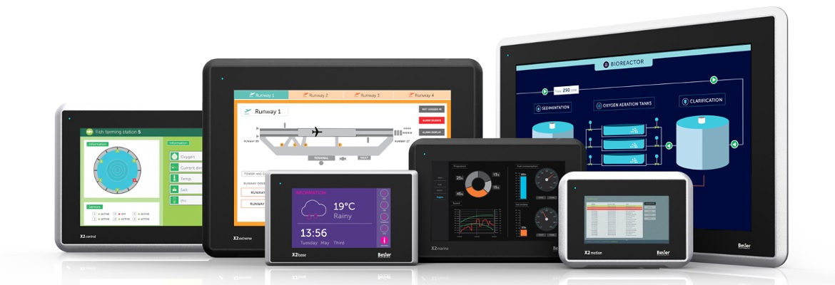 iX HMI gives you all the hardware options you need